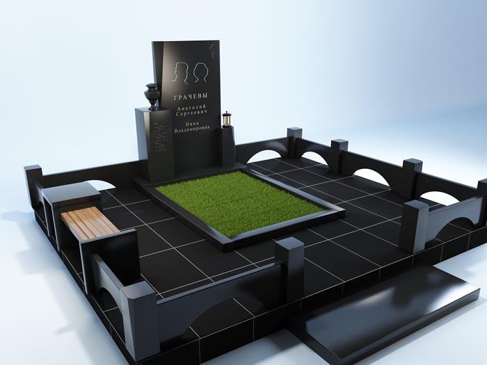 Выбор дизайна и материала для памятника