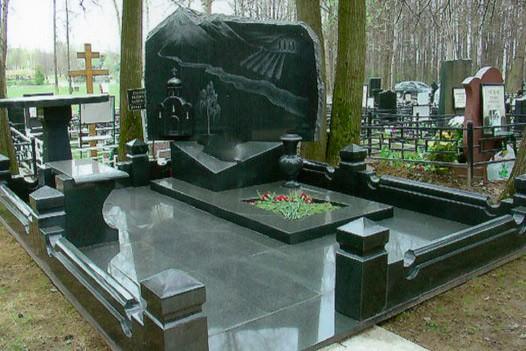 Памятники из габбро