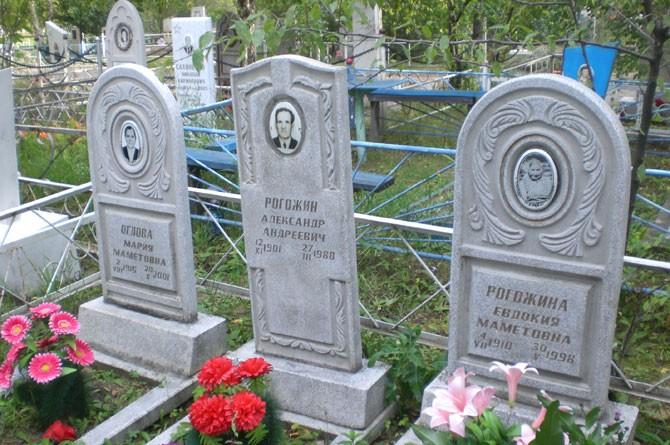 Памятники из бетона